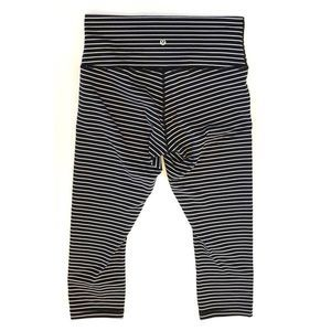 Lululemon Wunder Under Crop (High-Rise)